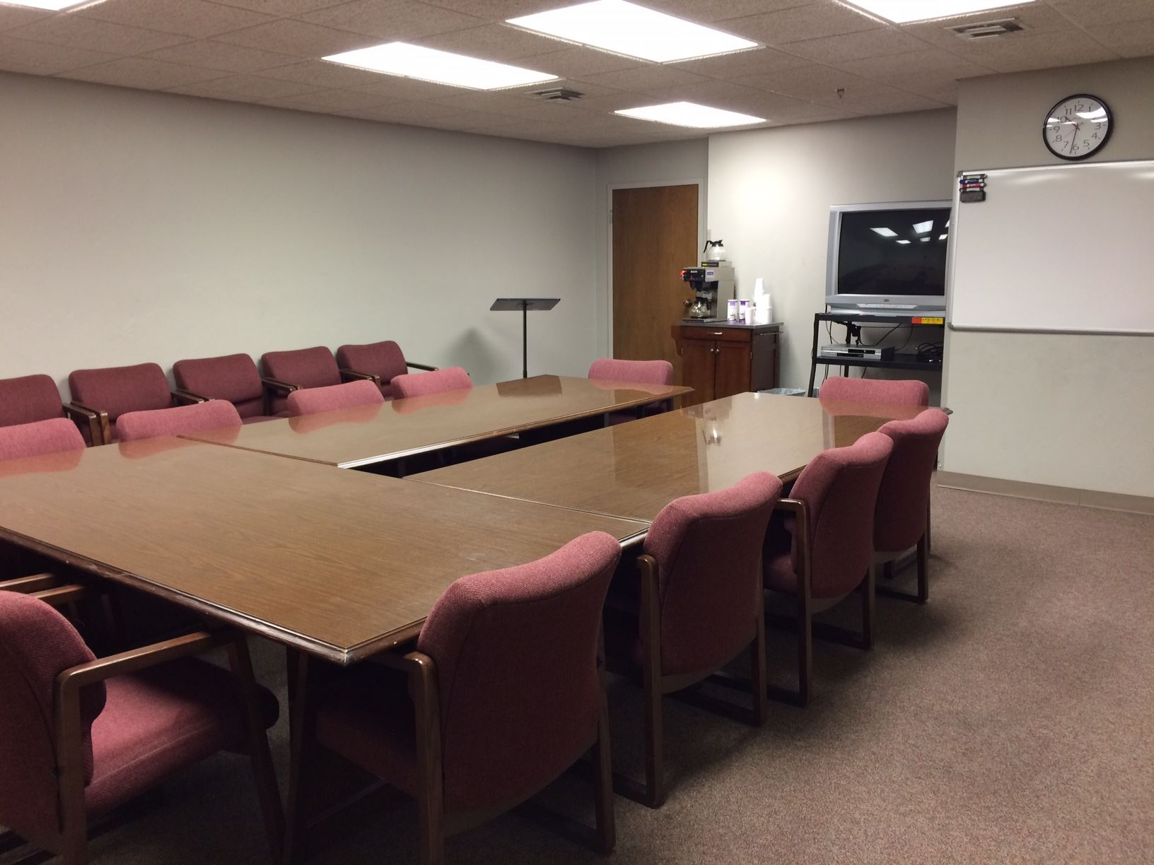 Executive Conference Room | Edmond, OK - Official Website