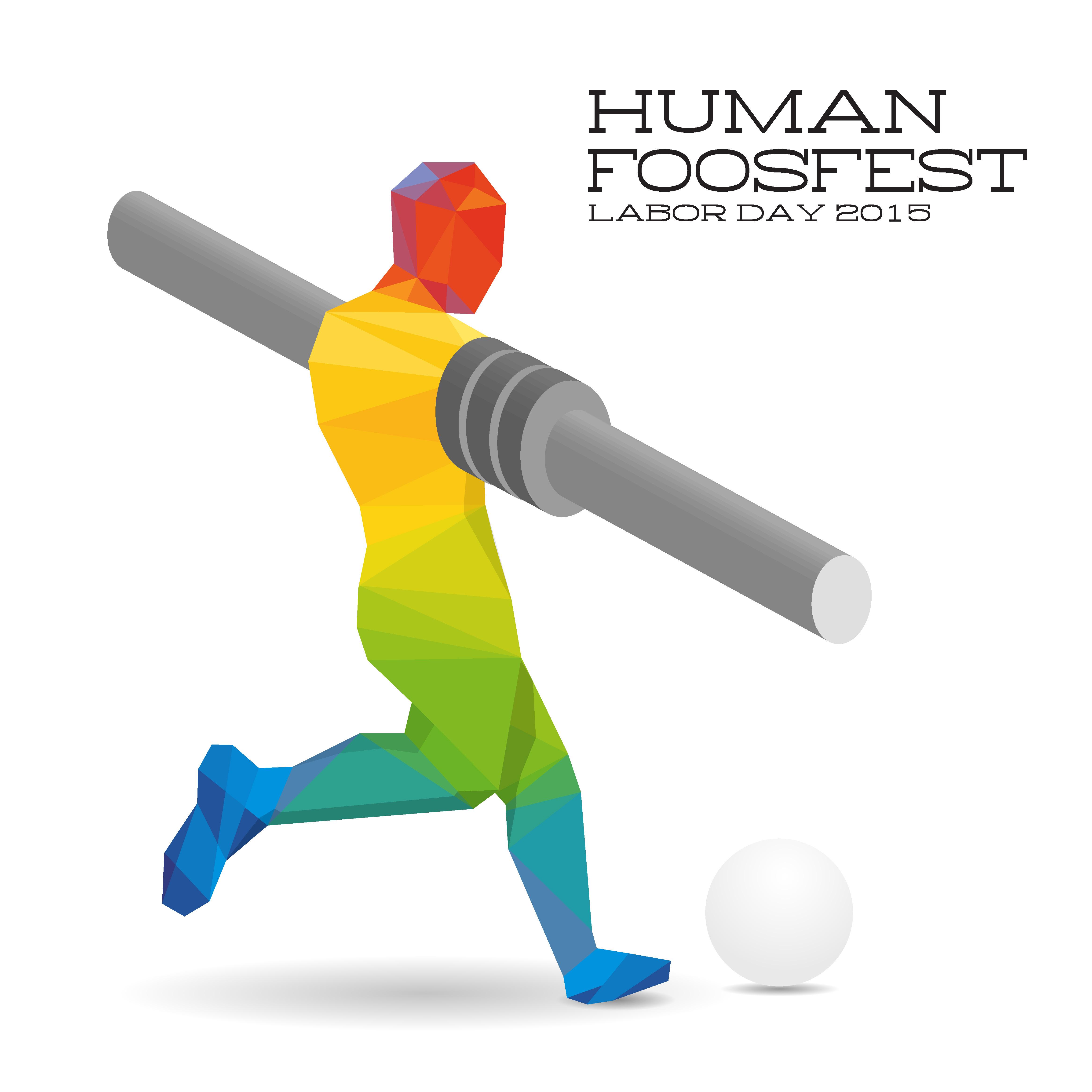 Human FoosFest